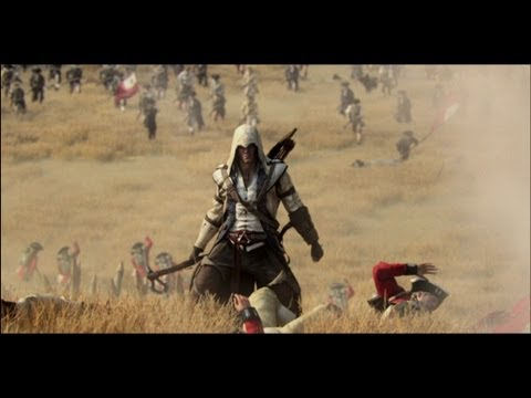 0 Assassins Creed III   Official Trailer 1 | Video