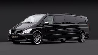 KLASSEN Car Design Technology ® | VIano VIP Limousin Business luxus Van | Business Luxury Vans - YouTube
