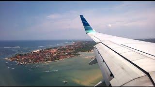 Video Garuda Indonesia Beautiful Landing Bali  Denpasar Ngurah Rai International Airport MP3, 3GP, MP4, WEBM, AVI, FLV Juni 2018