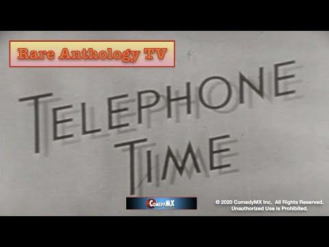 Telephone Time - Season 2 - Episode 23 - The Intruder | John Nesbitt, Frank Baxter, Maurice Marsac