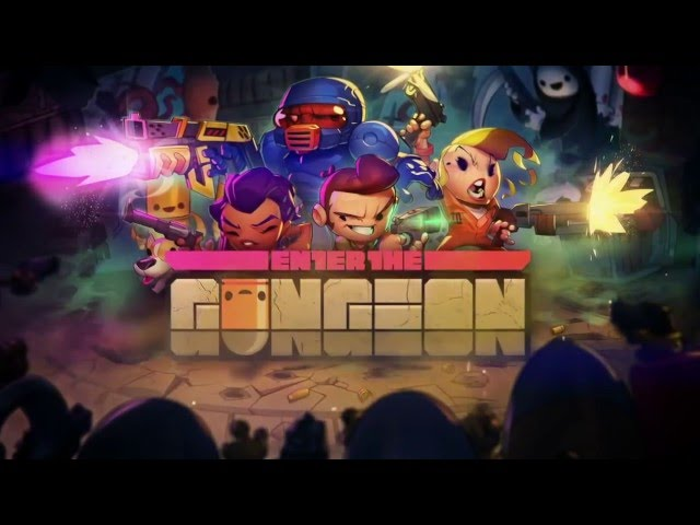 Видео к игре Enter the Gungeon