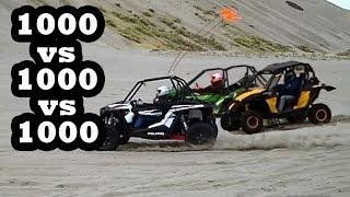 9. Wildcat 1000 VS Maverick 1000 VS RZR 1000 - Idaho Choke Cherry Hill