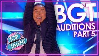 Video Britain's Got Talent 2019 | Part 5 | Auditions | Top Talent MP3, 3GP, MP4, WEBM, AVI, FLV Mei 2019