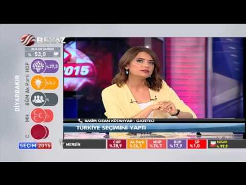 Latif Şimşek ve Rasim Ozan, Beyaz TV'de Birbirine Girdi!
