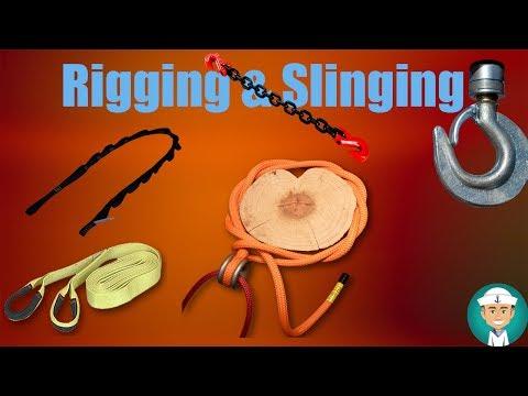 Rigging & Slinging -  Regulation and its Safety