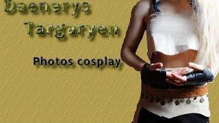 Salut ! Comment allez-vous? Je vous propose une suite de photos de mon test de Cosplay inspiré de la série événement : Game...