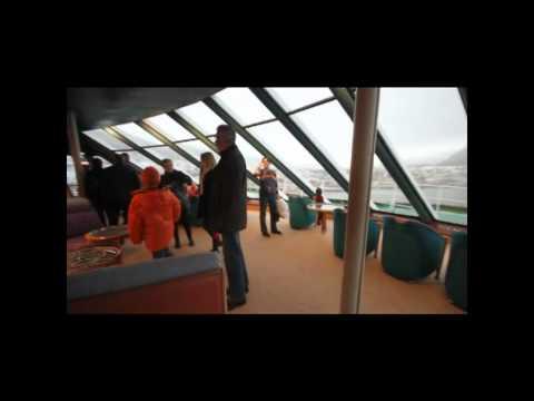 2012: Polarlys til kai i Volda