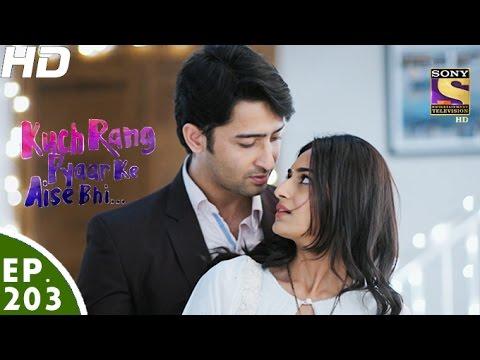 Video Kuch Rang Pyar Ke Aise Bhi - कुछ रंग प्यार के ऐसे भी - Episode 203 - 8th December, 2016 download in MP3, 3GP, MP4, WEBM, AVI, FLV January 2017