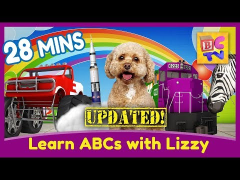 Learn ABCs with Lizzy the Dog   Updated