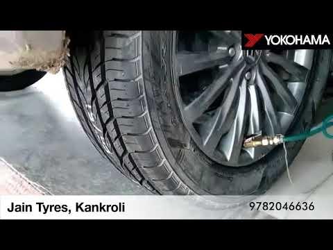 Yokohama Adrive R1 fitment on Jain Tyres Kankroli