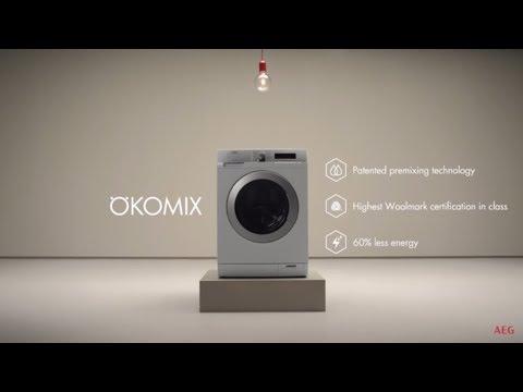 AEG ÖkoMix wasmachine met innoverende energie-efficiëntie