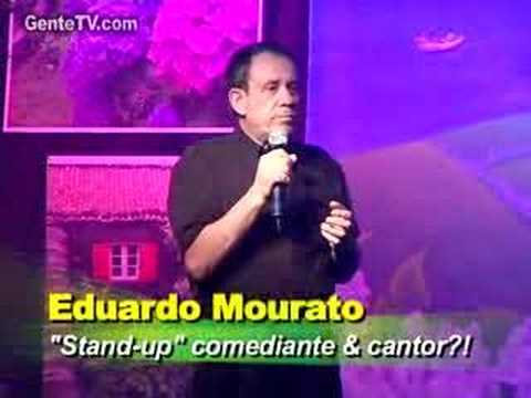 Stand-up Comédia por Eduardo Mourato (видео)