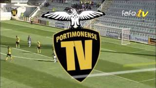 Resumo do Portimonense 1 - AD Fafe 0