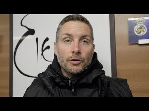 Intervjuer efter ÖSK – RB Linense