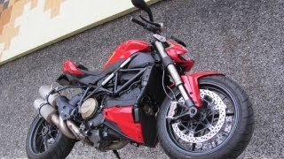 8. Used 2011 Ducati Street Fighter Motorcycle For Sale