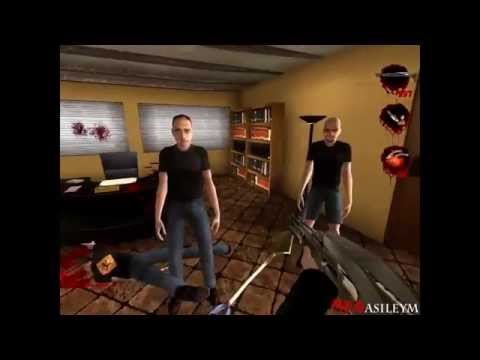 Обзор игры Postal 2 от канала MKOasileym + Пародия на RWJ