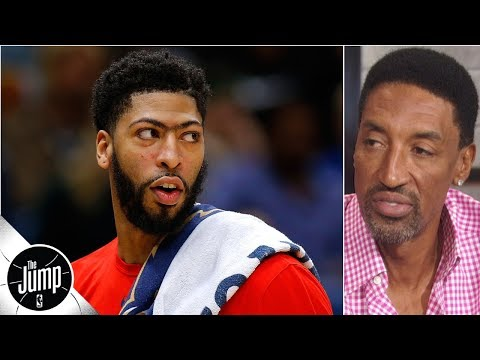 Video: Pelicans can try and convince Anthony Davis to stay next season – Scottie Pippen | The Jump