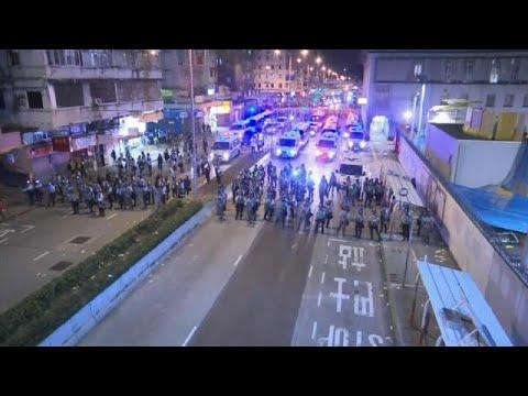 Πεκίνο: Σχεδόν τρομοκρατικό το αντικυβερνητικό κίνημα στο Χονγκ Κονγκ…