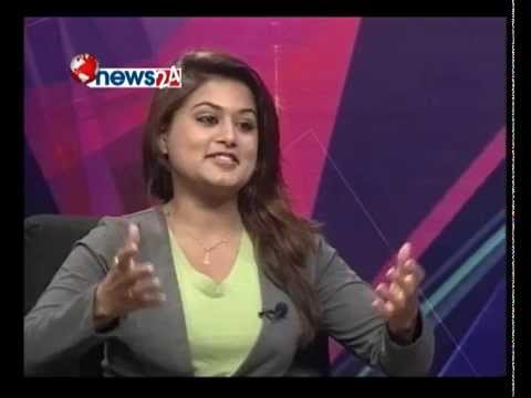 Interview with Actress Silpa Pokhrel