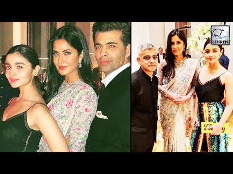Shah Rukh Khan, Katrina Kaif & Alia Bhatt At Amban