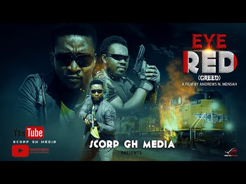 """""""EYE RED"""" episode 1.. A film by Scorpion GH"""