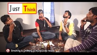Just Think || Telugu Short Film || By K. Suresh Babu