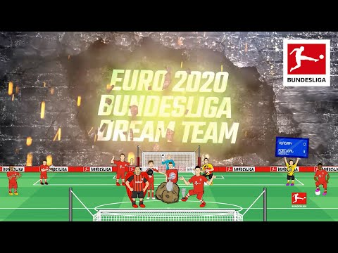 Your EURO 2020 Bundesliga Dream Team  Powered by 442oons