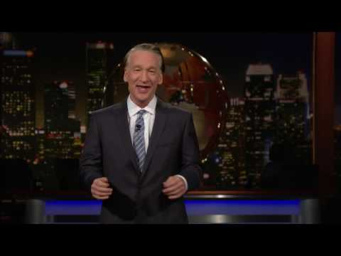 Monologue: Too Stupid to Be President | Real Time with Bill Maher (HBO)