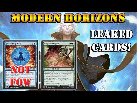Modern Horizons Spoilers Leaked | Storm is Back!