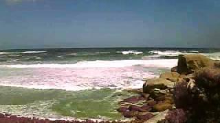 Timelapse Video - Glen Beach - 24/09/2010