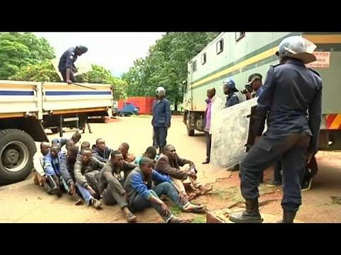 Simbabwe: Mehrere Tote bei Protesten gegen die Wirtsc ...