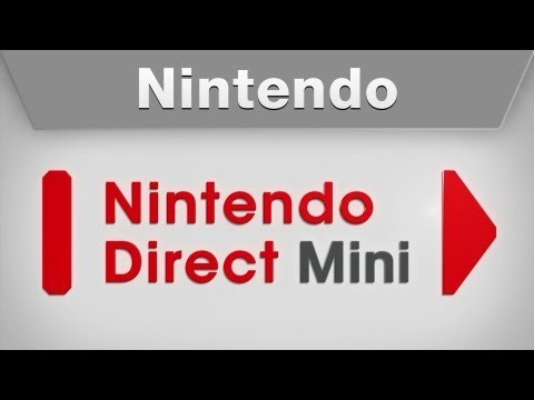 Nintendo Direct Mini 7.18.13