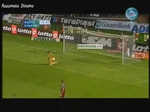 cristea show, i goal realizzati (20) nella dinamo bucharest 2009-10