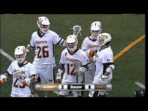 Highlights: Hobart at Towson (NCAA Play-In Game)