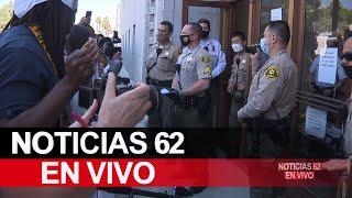 Protesta contra el jefe del alguacil Alex Villanueva – Noticias 62    - Thumbnail