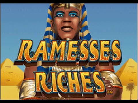 Ramesses Riches Free Spins Feature @ £4.00