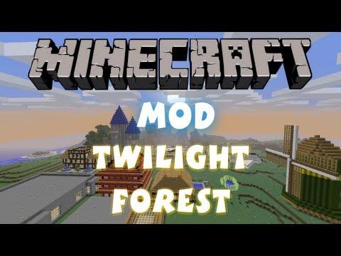 Minecraft - Mods: Twilight Forest