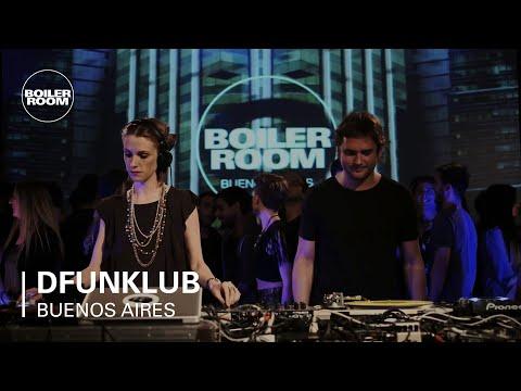 DFUNKLUB Boiler Room Buenos Aires DJ Set
