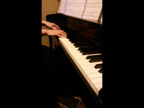 Save the Last Dance for Me - Piano