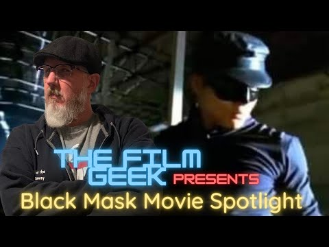Black Mask (1996) Movie Review