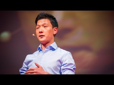 Joseph Kim talks about North Korea escape at TED
