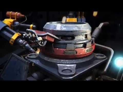 Трейлер к игре Warbots Online