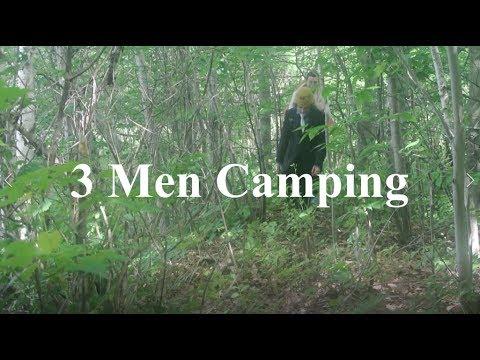 3 Men Camping
