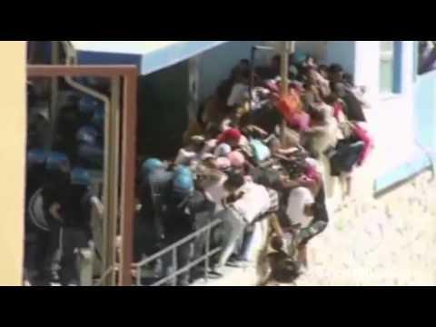 Problema migratorio entre África y Europa