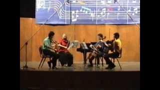 Kfar Yehezkel Israel  city photos gallery : VTS_07_1.VOB Musicamera Ein Hashofet 1992, String Quartet
