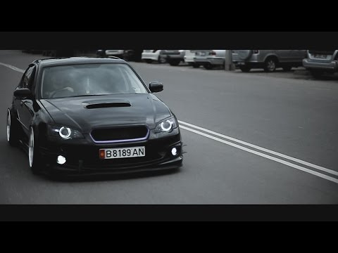 CustomHeroStories [CHIBA's Stanced Subaru Legacy]