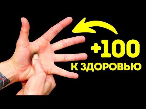 Нажимайте на Эти Точки и Увидите Как Меняется Ваше Тело - DomaVideo.Ru
