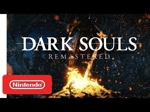 DARK SOULS: REMASTERED Announcement Trailer - Nintendo Switch