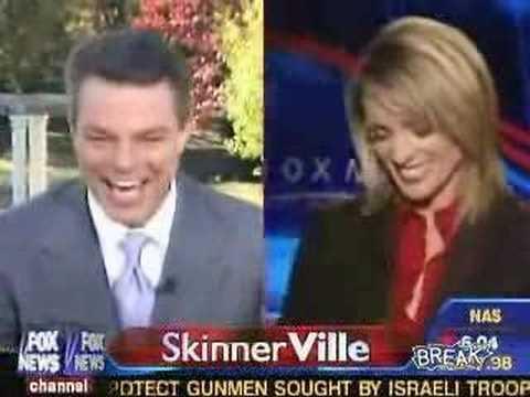 Fox News Top Cock Blooper