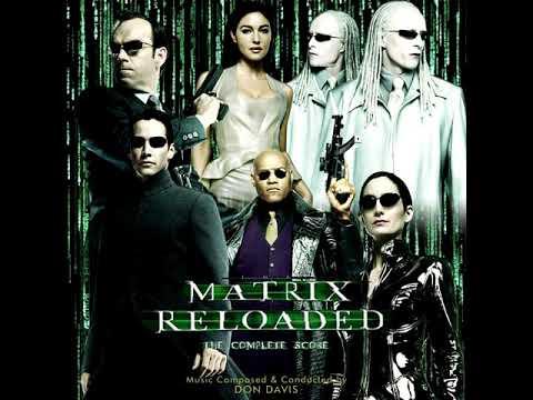 The Matrix Reloaded - Original Score